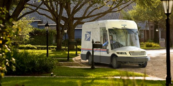 More than 50 House Democrats have signed a letter supporting $8 billion to replace USPS trucks with electric vehicles: report