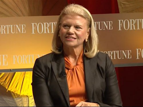 IBM dazzled investors with its first annual growth in 7 years, but some doubters aren't buying the comeback story