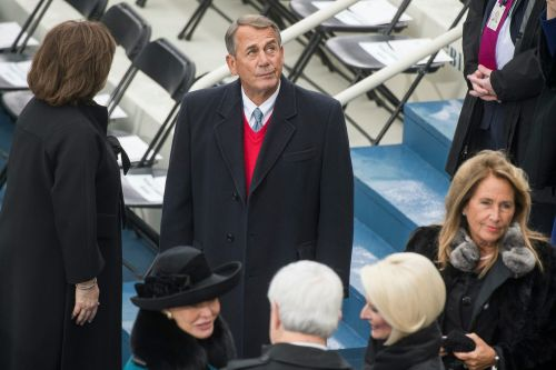 10 Things in Politics: John Boehner's wildest stories