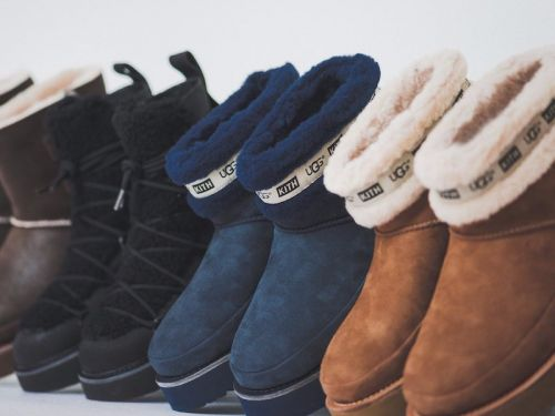 Ugg boots are mounting a comeback as ugly fashion continues to dominate