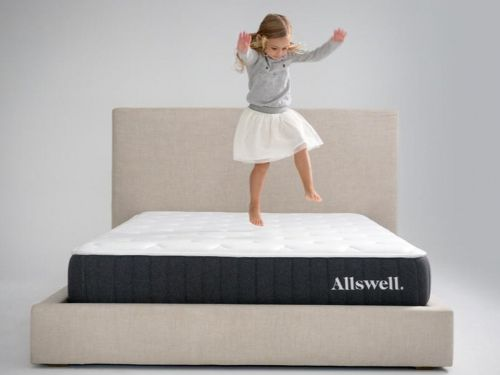 This budget-friendly mattress only costs $345 for a queen - but I'd recommend it even for someone who had thousands to spend