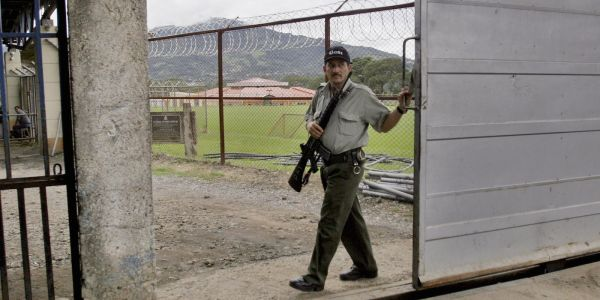 Drug traffickers are pushing deadly violence to record levels in a tranquil corner of Latin America