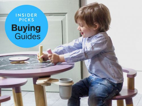 The best kids' tables you can buy