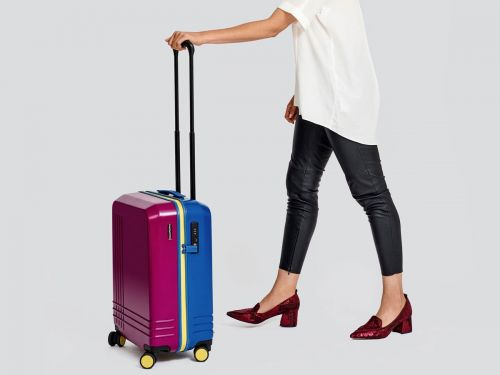 2 former Tumi executives helped launch a startup that lets you customize your luggage down to every last detail - so we tried it out