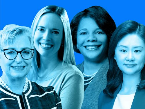 Power Players: 17 powerful women leading top logistics companies through the shift to e-commerce