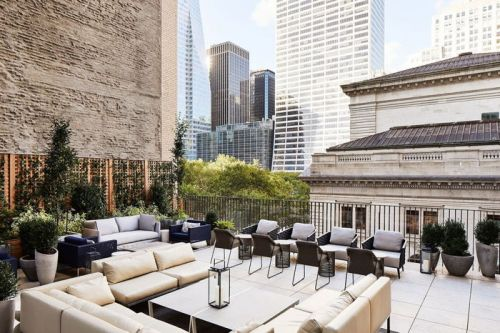 Park Terrace Hotel Opens in NYC's Bryant Park