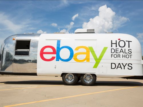 EBay soars to its highest in 15 months on 'better than feared' earnings