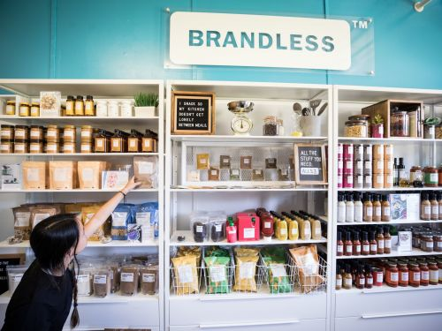 Brandless, the 'Procter & Gamble for millennials' startup that sells everything for $3, is launching a pop-up - but you can't buy anything