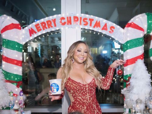 Mariah Carey shows a humble side and rejects the title of 'Queen of Christmas'