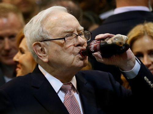 Warren Buffett, who is 88 and has no plans of leaving Berkshire Hathaway, says he eats McDonald's 3 times a week and pounds Cokes because he's not 'bothered' by death