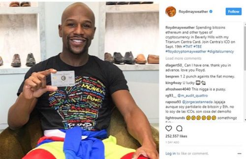 Floyd Mayweather and DJ Khaled to pay SEC fines for flogging garbage ICOs
