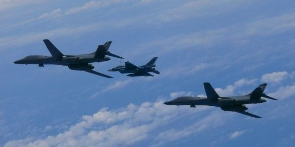 US military pilots in the Pacific are being targeted by lasers after similar incidents in Africa