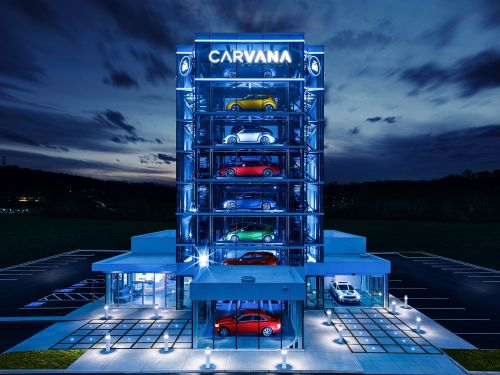 Carvana doesn't just sell used cars online - it takes trade-ins and buys them too. Here's how it works