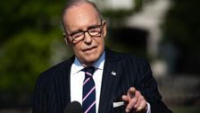 Top Trump Economic Adviser Larry Kudlow Sees 'No Recession In Sight'