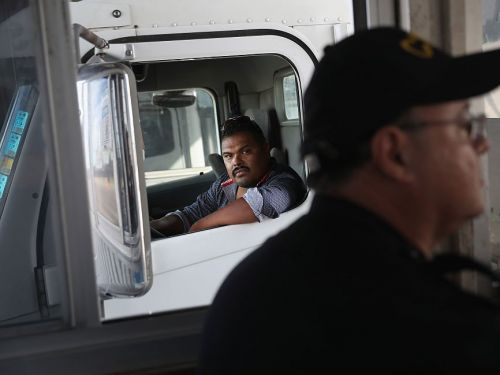 Trucking companies are offering their drivers bonuses as high as $20,000 - but they say it's still not enough to fix the truck driver shortage