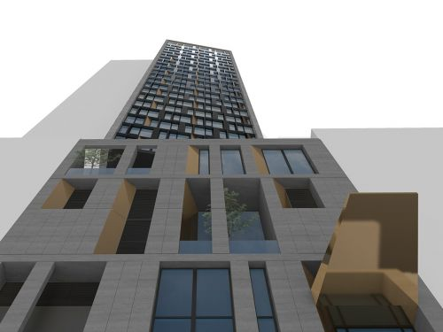 Marriott is building the tallest modular hotel in the world in NYC - and it's expected to only take 90 days to assemble