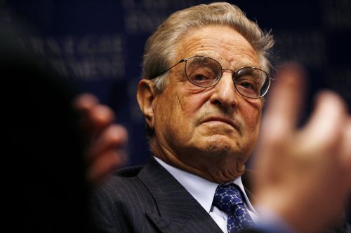 Here are George Soros' biggest investments (GLIBA, COUP, PM, IWB, XLF, MDLZ, AABA, CZR, VICI, LBRDK, AAPL, BABA, MSFT)