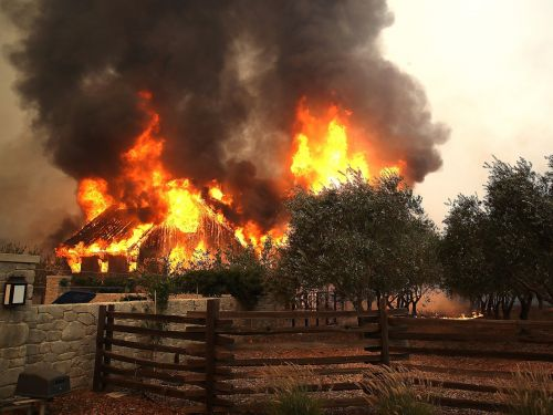 RMS: Insured Losses From Northern California Wildfires Could Reach $6 Billion