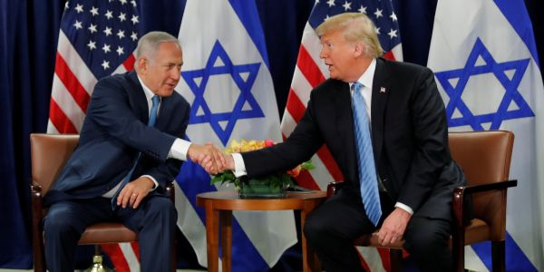 Trump says it's time for the US to recognize Israel's annexation of Golan Heights, something 9 previous presidents refused to do