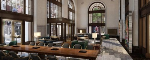 The Notary Hotel, A New Autograph Collection Property Opens In Philadelphia