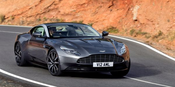 A cliff-edge Brexit could have 'semi-catastrophic effects' for Aston Martin