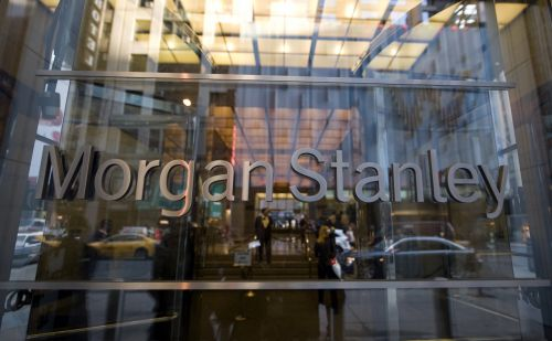 Morgan Stanley beats profit forecasts despite seeing the biggest stock-trading decline on Wall Street