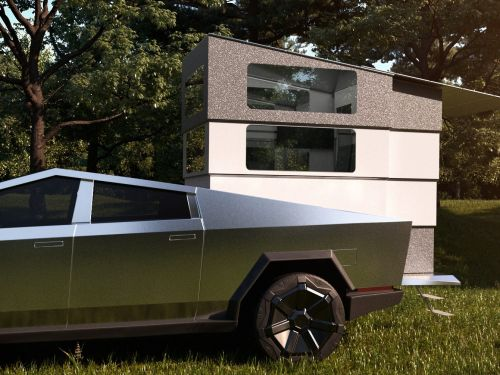 Stream It says it has received pre-orders totaling $50 million for its Tesla Cybertruck RV add-on, CyberLandr