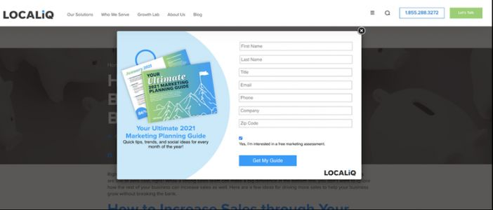 How to Create Conversion-Boosting Pop-Ups