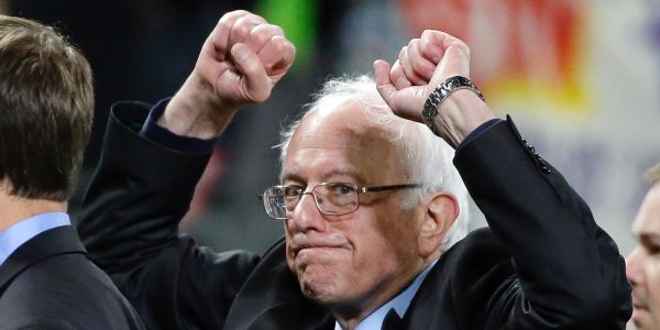 Bernie Sanders raked in more than $4 million in donations hours after announcing his 2020 presidential bid
