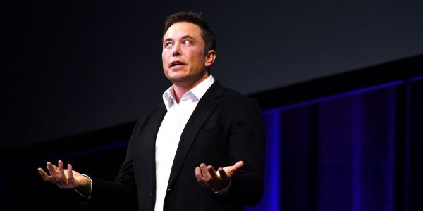 Tesla slides after an eventful weekend for Elon Musk