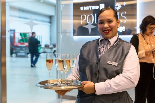 United is doubling down on its business class offerings - and that could be good news for investors