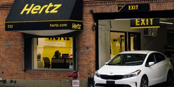 Bankrupt Hertz soars 68% after accepting a takeover bid that would give a rare payout to stock investors