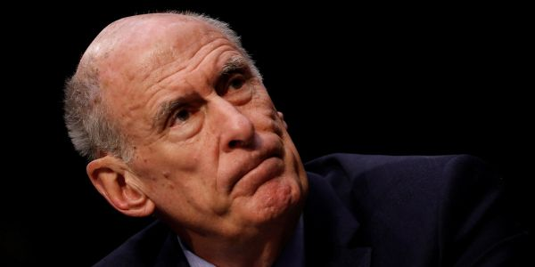 America's intelligence chief found out during a live interview that Trump wanted to bring Putin to Washington: 'OK. That's gonna be special'