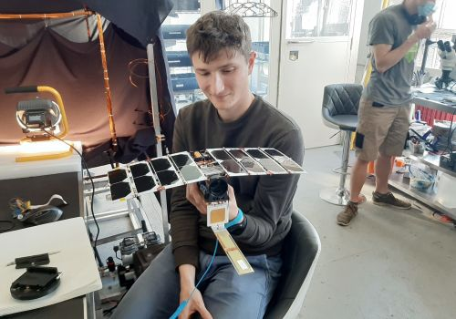 Alba Orbital's mission to image the Earth every 15 minutes brings in $3.4M seed round