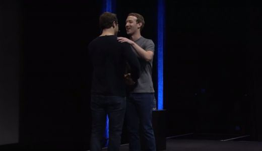 Oculus co-founder is leaving Facebook after cancellation of 'Rift 2' headset