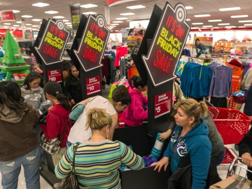 Here's why we call the day after Thanksgiving 'Black Friday'