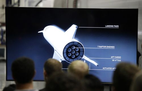 Elon Musk just revealed the 'final iteration' of SpaceX's biggest and most powerful rocket ship - take a look