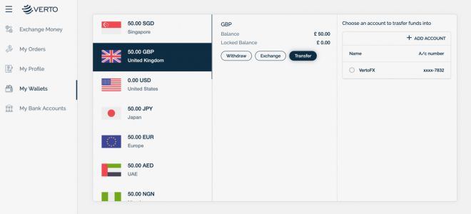 VertoFX raises $2M for its African and EM currency trading platform