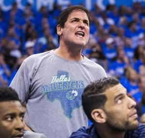 Here's Mark Cuban's advice to Tesla CEO Elon Musk and the company's shareholders