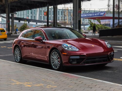 We drove a $175,000 Panamera Turbo to see if it's really a Porsche sports car for the whole family - here's the verdict