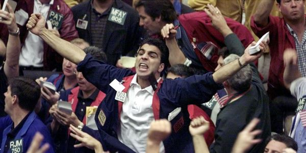 Stocks are rising as tepid Chinese growth has traders 'baying for more stimulus'