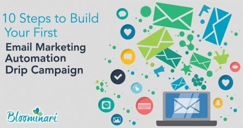 10 Steps to Build Your First Email Marketing Automation Drip Campaign