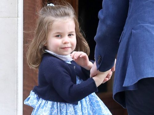 3-year-old Princess Charlotte is worth $4.3 billion to the British economy - a lot more than her older brother, Prince George