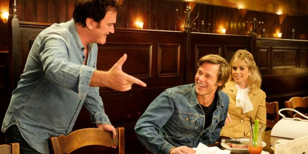 Quentin Tarantino's 'Once Upon a Time. in Hollywood' has added an end credit scene since its premiere