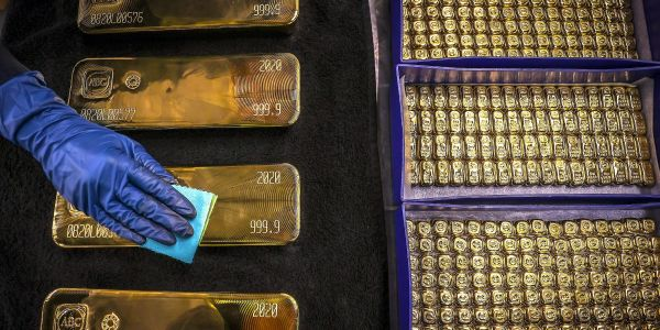 Gold spikes as as 'epic' miss in April jobs report eases worries about a Fed rate hike