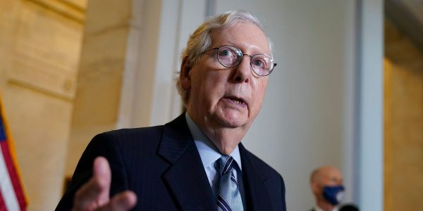 McConnell supports long-overdue Kentucky bridge project, but rejects proposed corporate tax hikes to fund the work