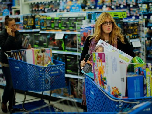 Black Friday sales are surging - and it reveals an ominous reality about the retail industry