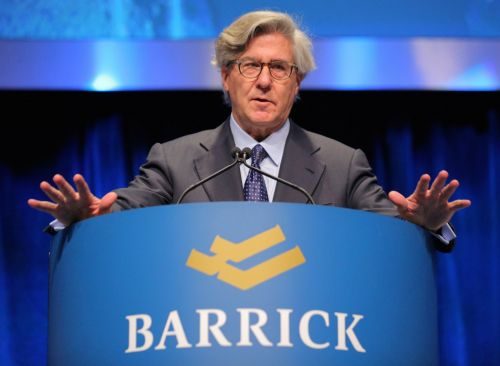 The bankers behind the $18bn Barrick-Randgold merger