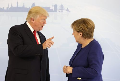 President Trump Reportedly Threatened to Pull the U.S. Out of NATO