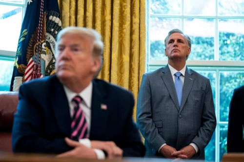 10 Things in Politics: Trumpworld questions McCarthy's future